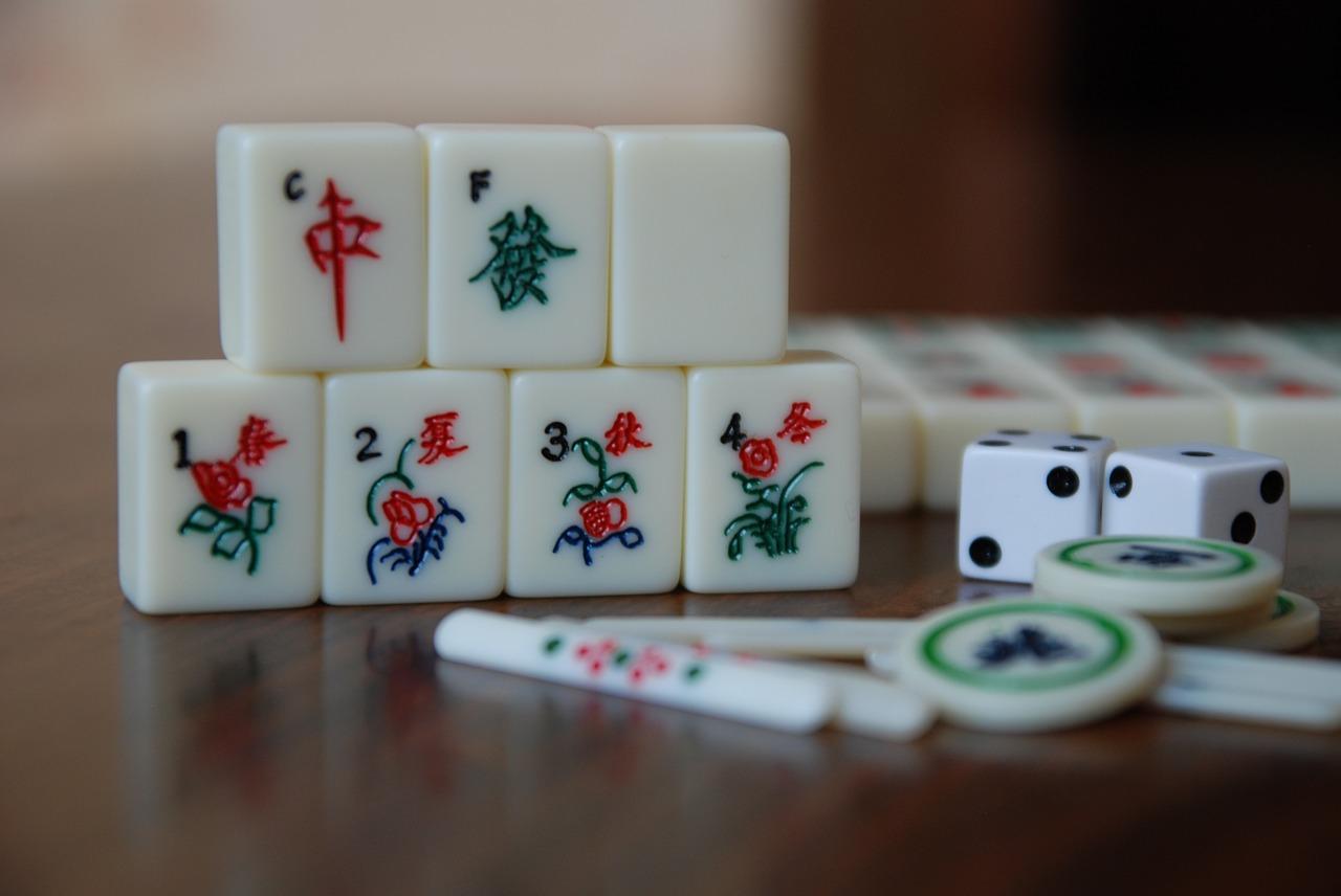 Sports spoit eyecatch mahjong rule