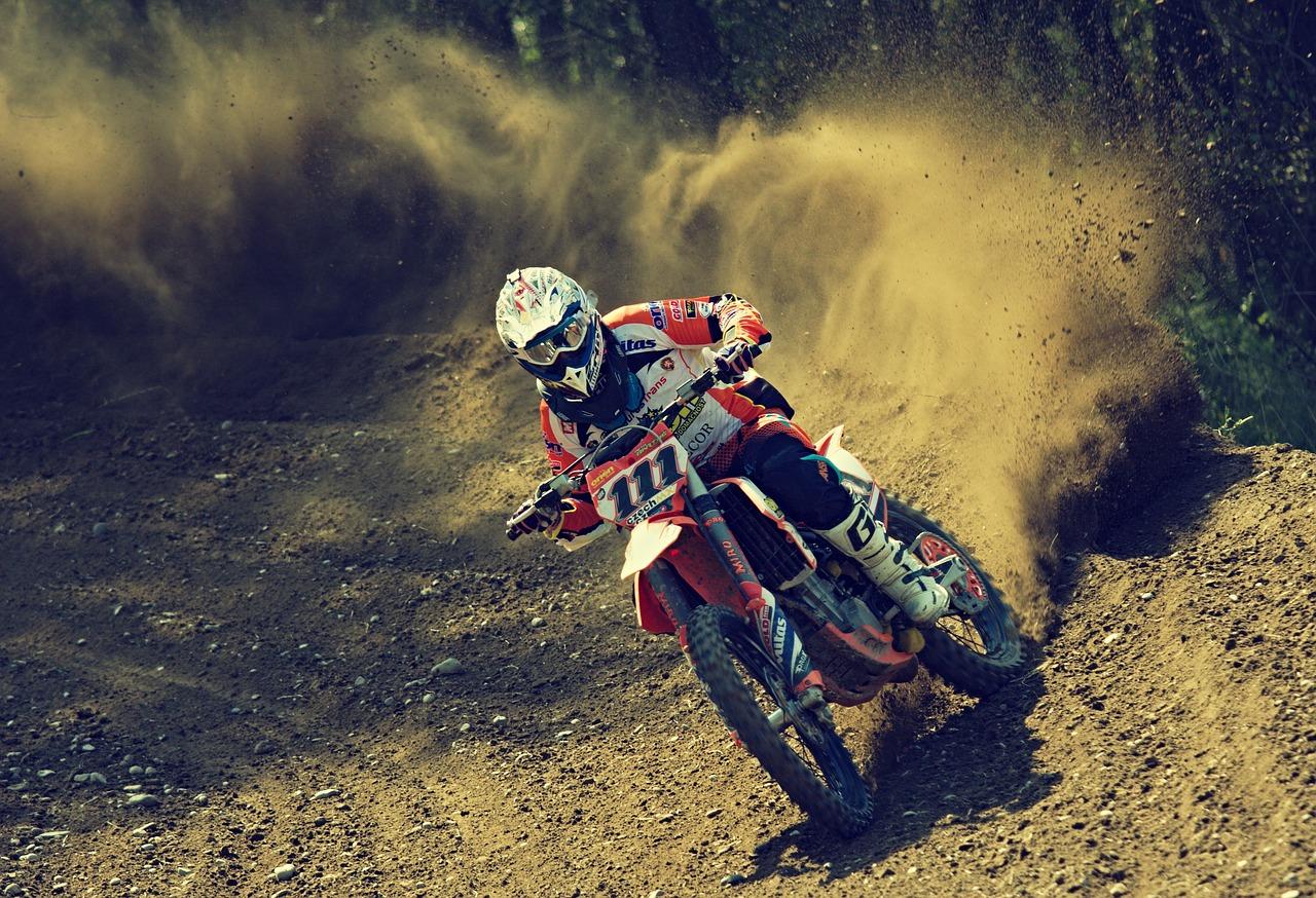 Sports spoit eyecatch motorcycle sport rule