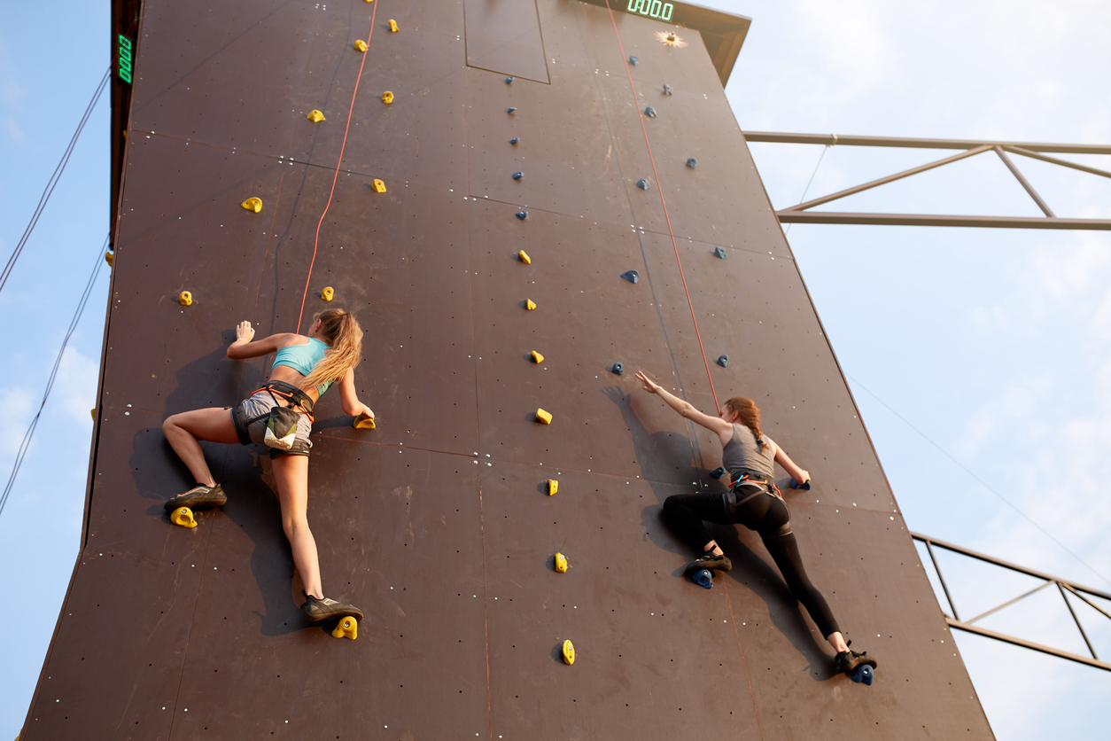 Sports spoit eyecatch rules for watching bouldering