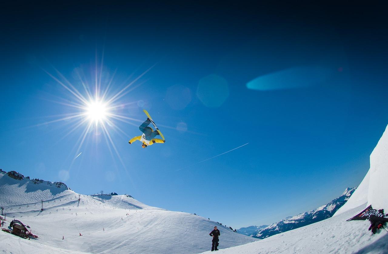 Sports spoit eyecatch snowboarding rule