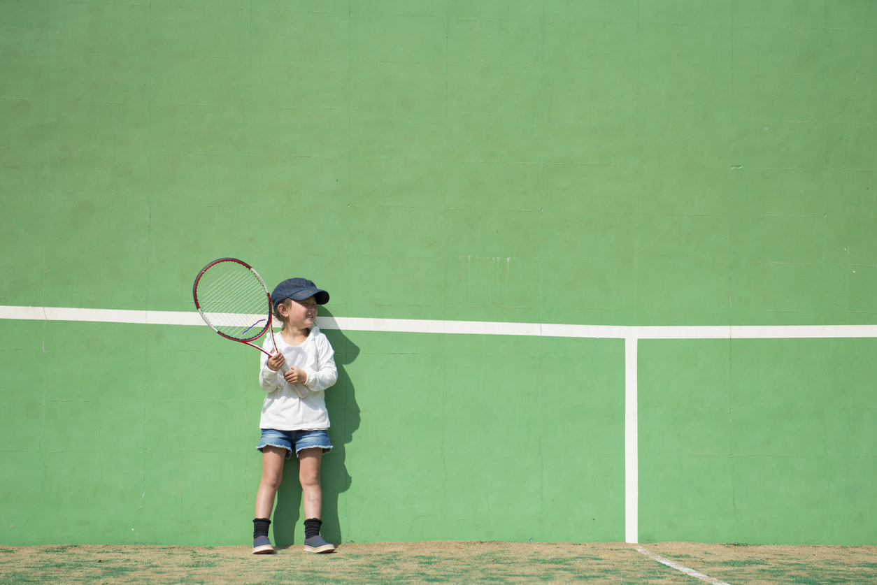 Sports spoit eyecatch tennis lessons for children