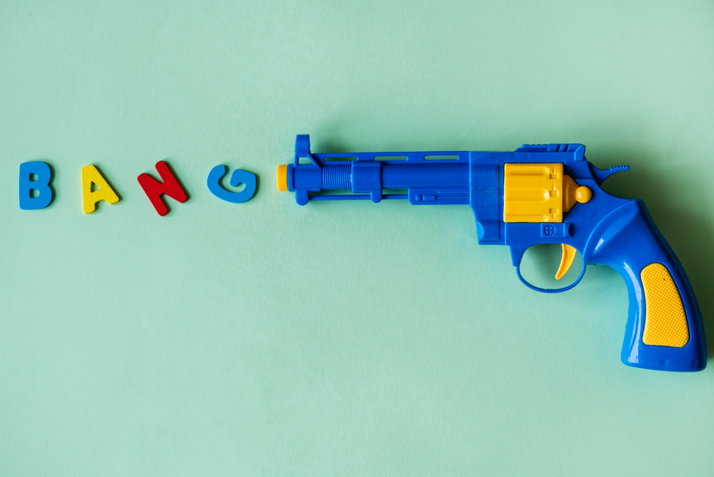Sports spoit eyecatch water gun
