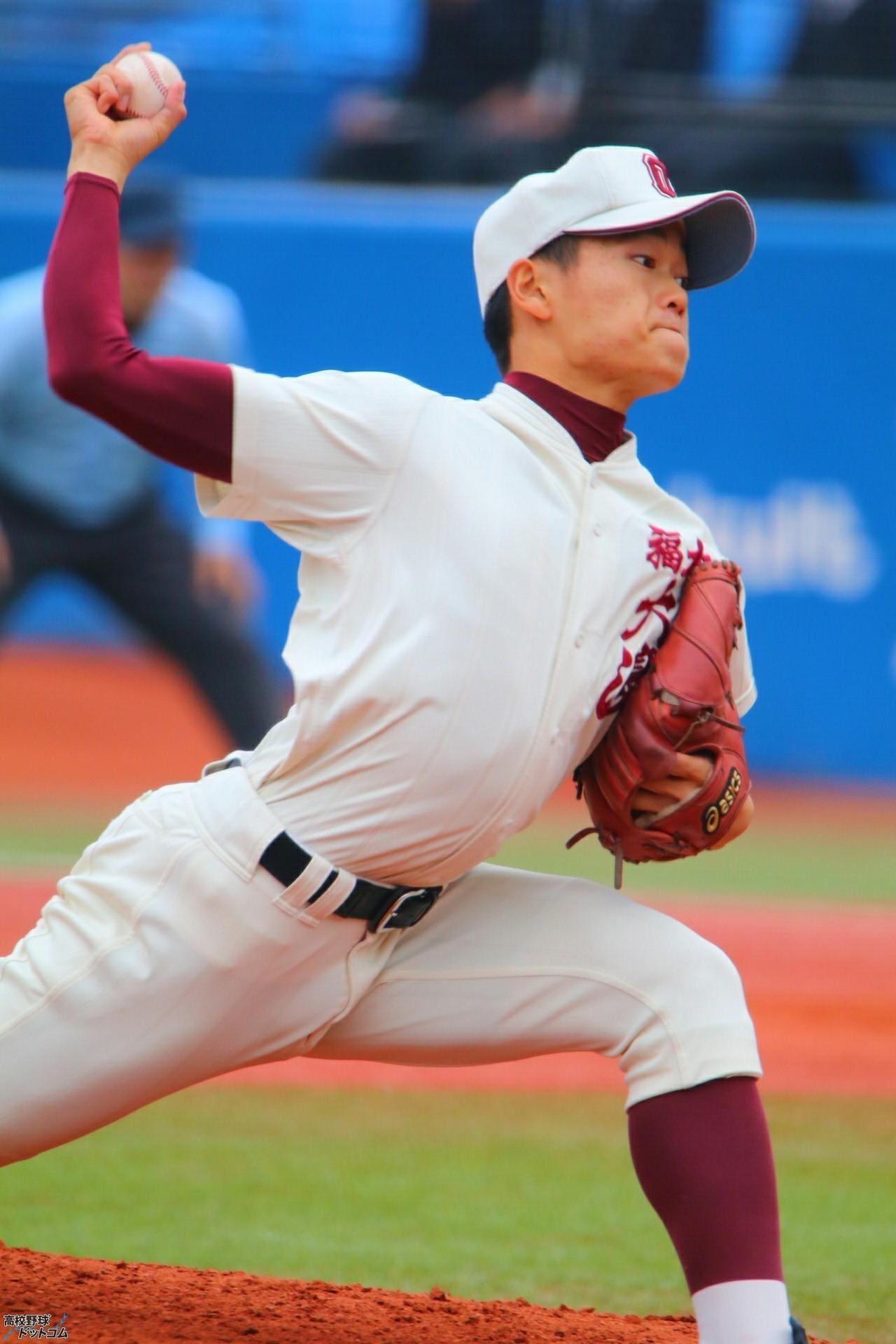 選抜ベスト8に導いた福岡大大濠・三浦銀二の成長の軌跡を追う