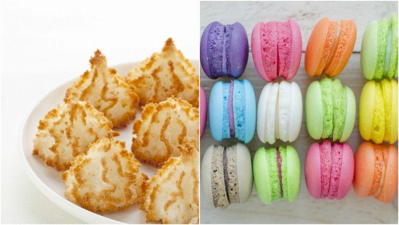クッキーとマカロンはどっちが美味しい?