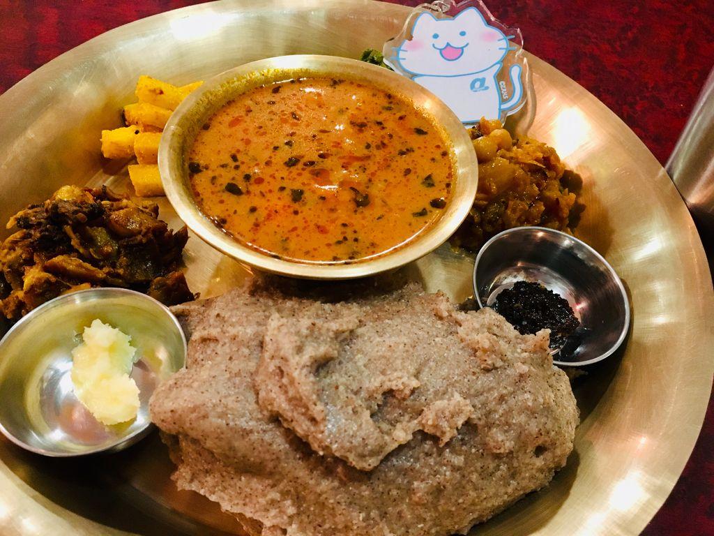 ネパールの秘食ディード