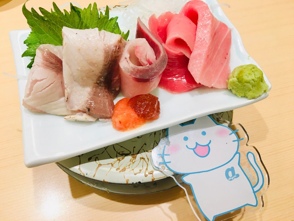 松屋の回転寿司
