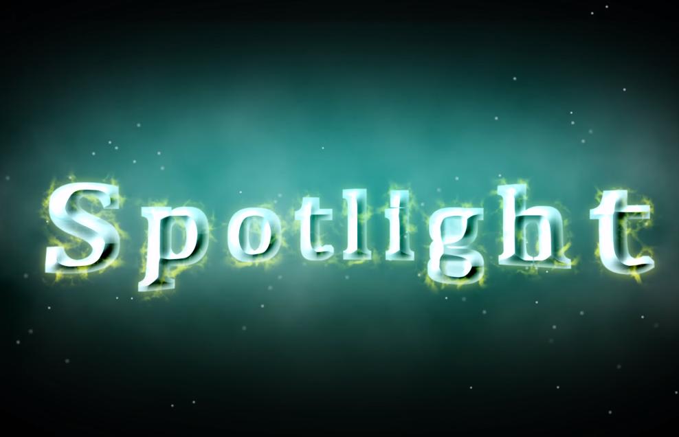 映画タイトル風のSpotlight動画