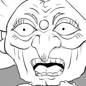 【4コマ】千と千尋の十倍返し5(最終回)【漫画】