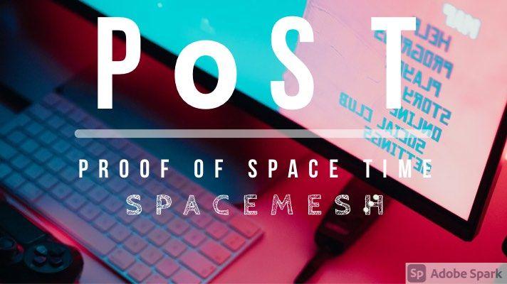 Spacemesh が試みるコンセンサスアルゴリズム PoST とは?