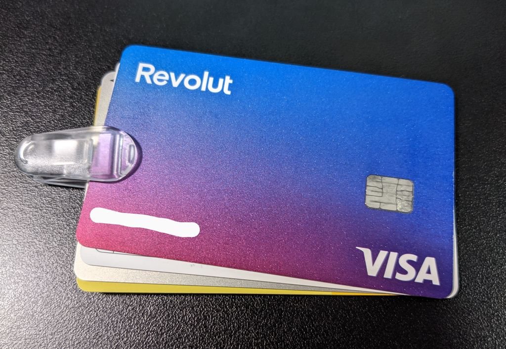 財布をシンプルにしている話