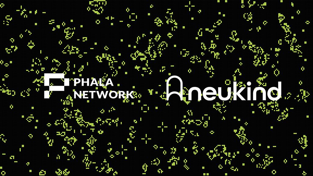 ニューカインドは、Phala Networkと提携しました。