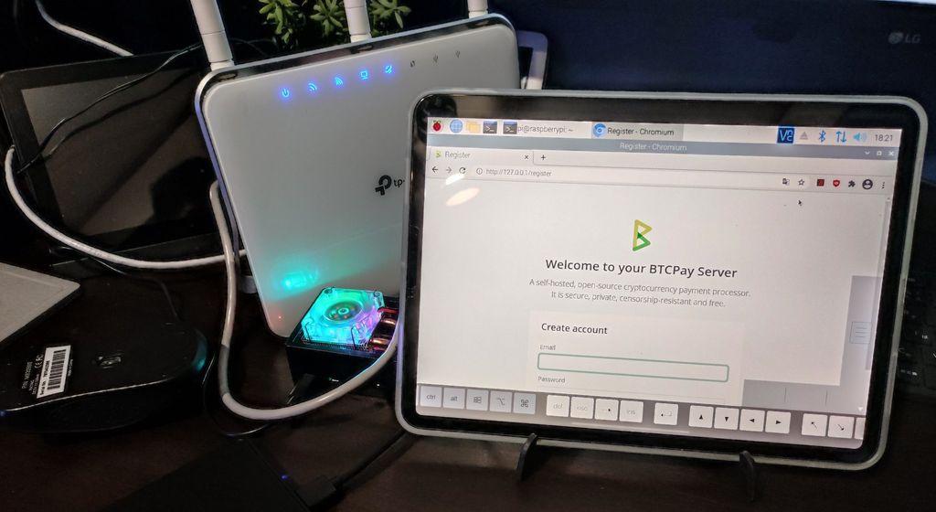 【第1回】ラズパイで自前のBTCPayサーバーを構築&公開して個人決済システムを作る!準備編