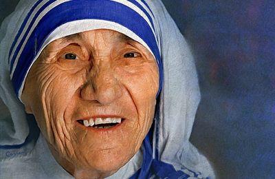 マザーテレサに学ぶ投げ銭の精神