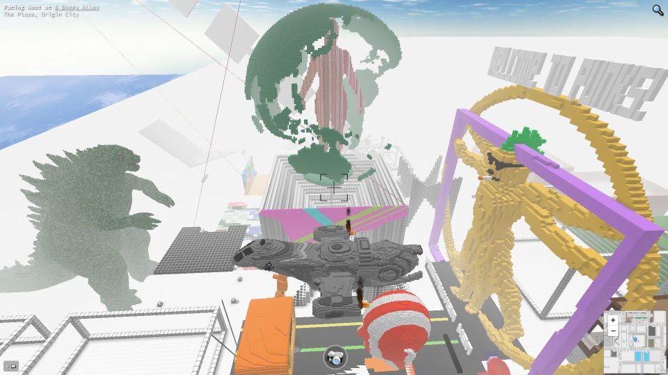 メタバースに図書館建ててみた 仮想都市Cryptovoxelsではじめる異世界トークンエコノミー