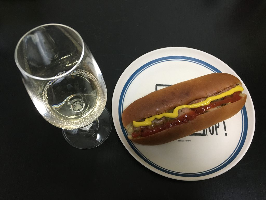 ホットドッグにワインは合うのか?
