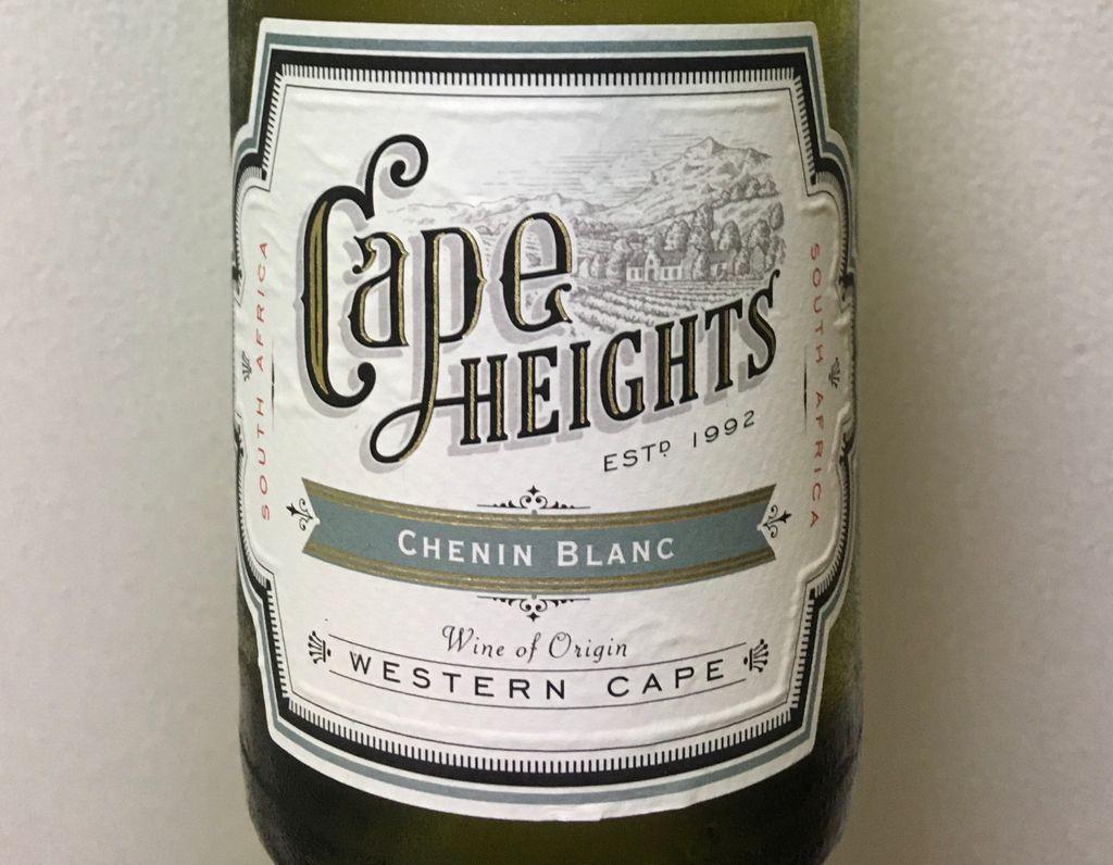 南アフリカの白ワインを飲んでみた