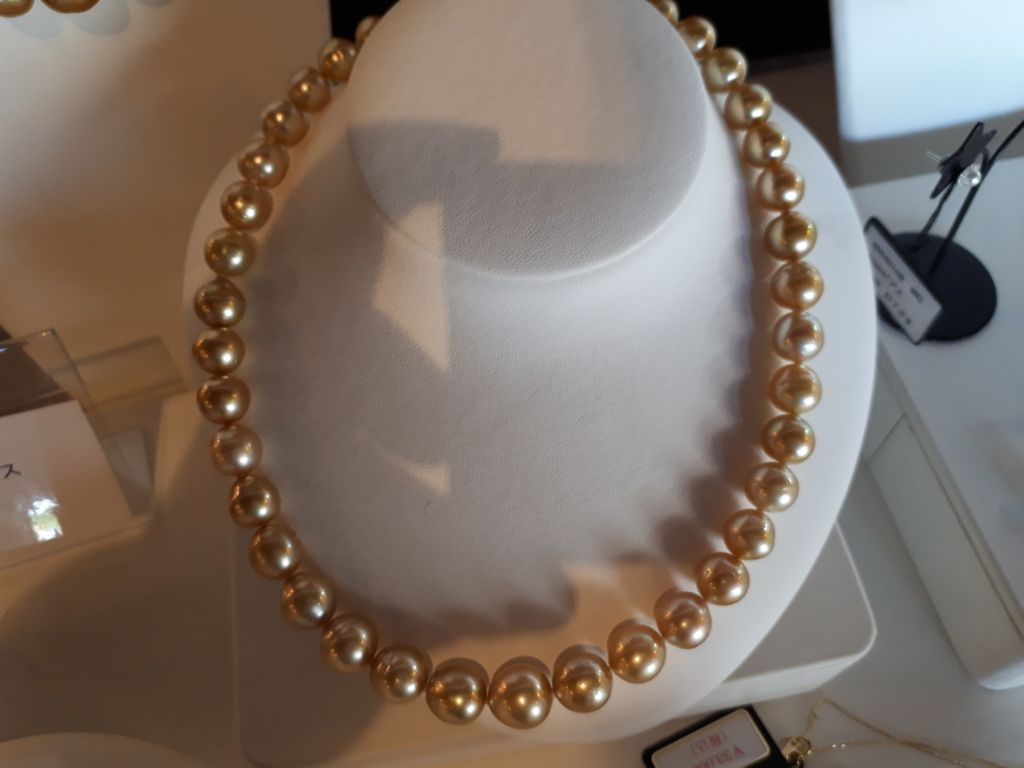 真珠は永遠の輝き