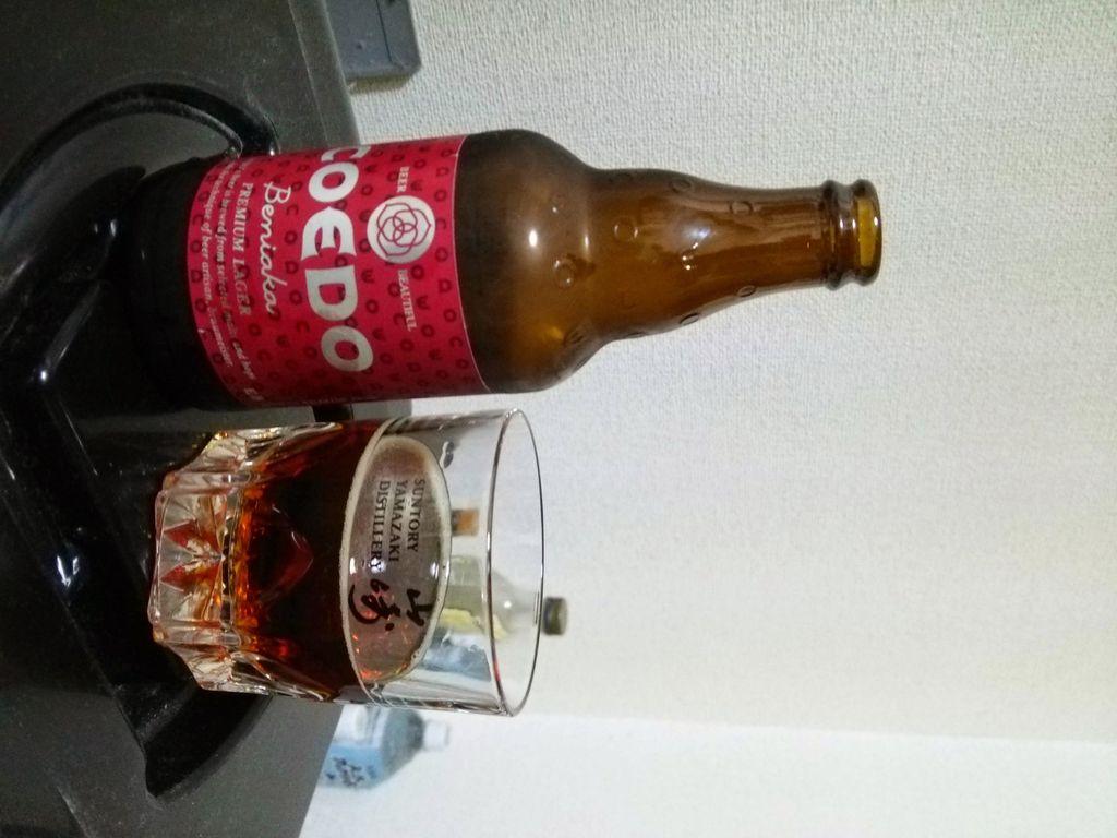 クラフトビール日記3 COEDO 紅赤