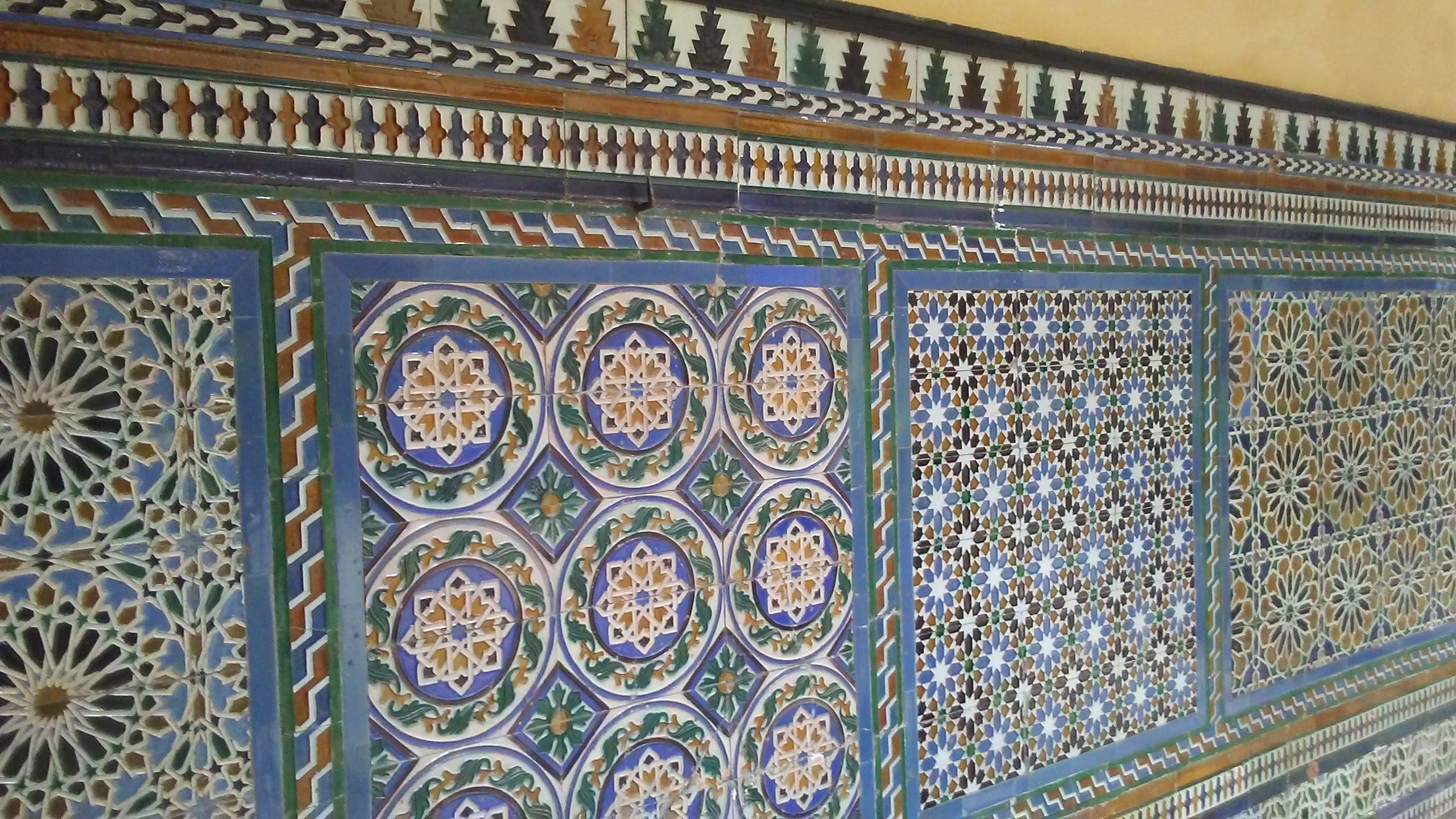 アルハンブラ宮殿@スペインでの旅行日記