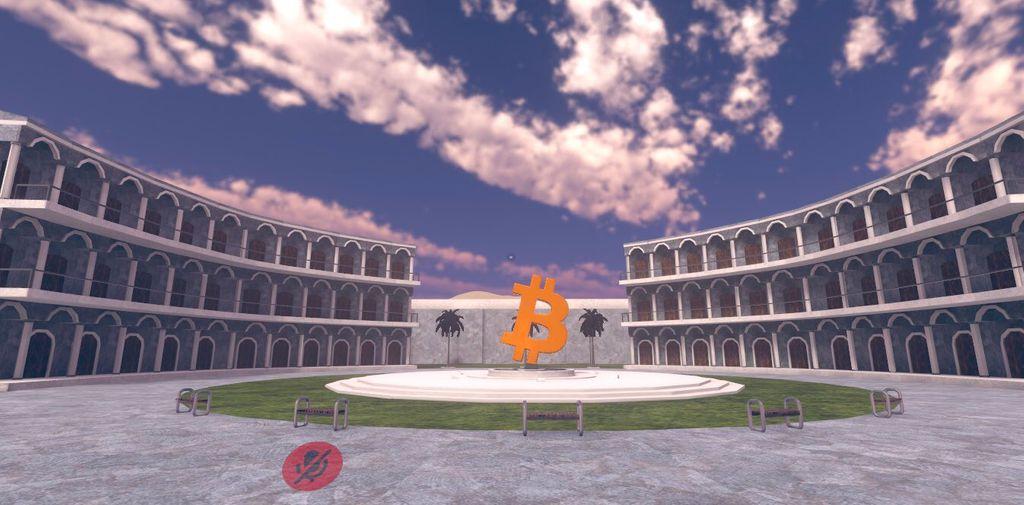Bitcoin VR Meetup