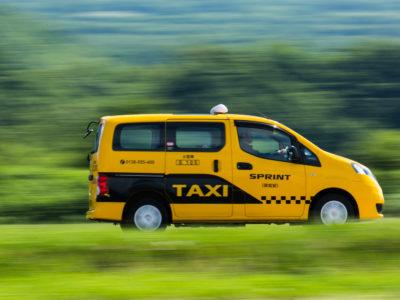 Sprint Taxi Blur