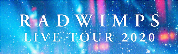 LIVE TOUR 2020
