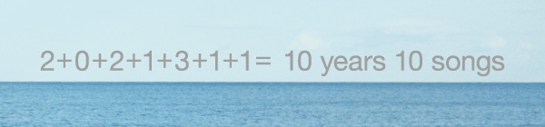 10 years 10 songs RADWIMPS