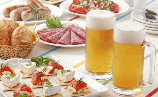ビール党に朗報来たる!【やせたい人は、今夜もビールを飲みなさい】