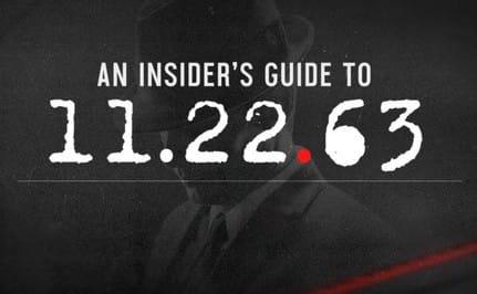 Huluにて海外ドラマ「11.22.63」独占配信中