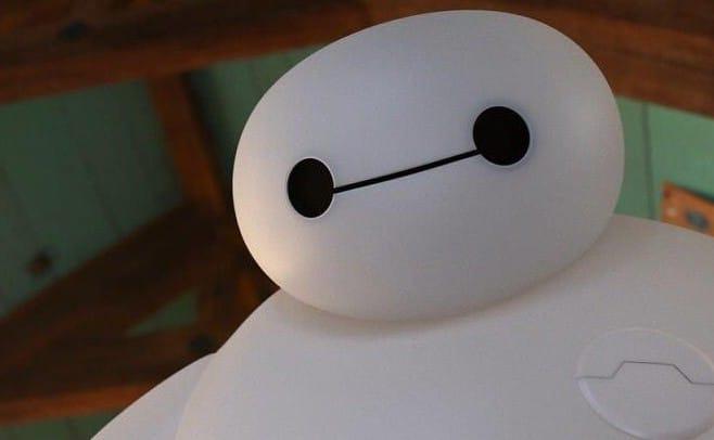 地上波初放送決定!癒し系ロボットが魅力のディズニー映画「ベイマックス」