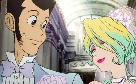 ルパンが結婚!?30年ぶりに待望のTVシリーズとなった「ルパン三世~PART Ⅳ~」