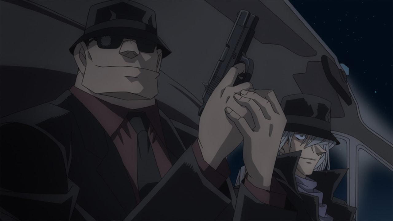 名探偵コナン 純黒の悪夢(ナイトメア)