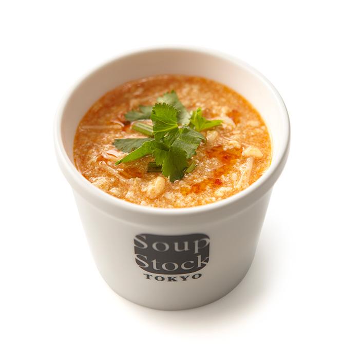 雲南(ウンナン)豆腐スープ