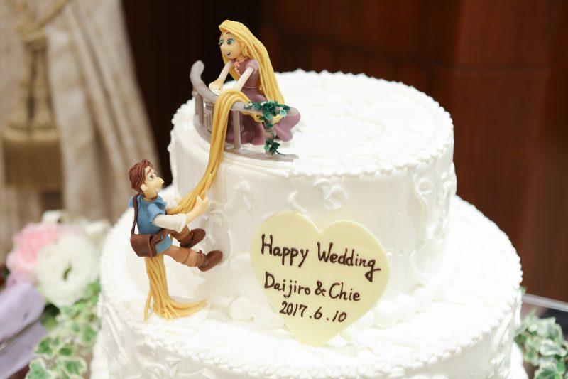結婚式 お姫様 人形