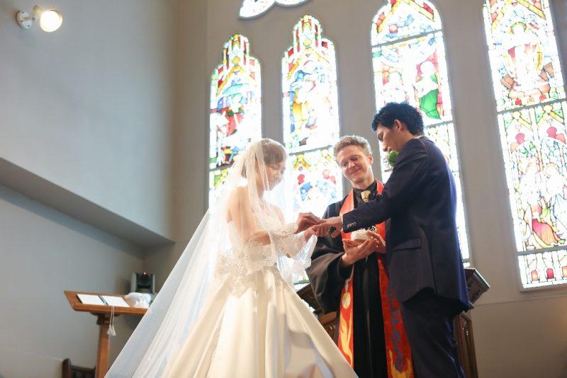 キリスト教式 結婚式の歴史とは 京都の結婚式場 京都セント