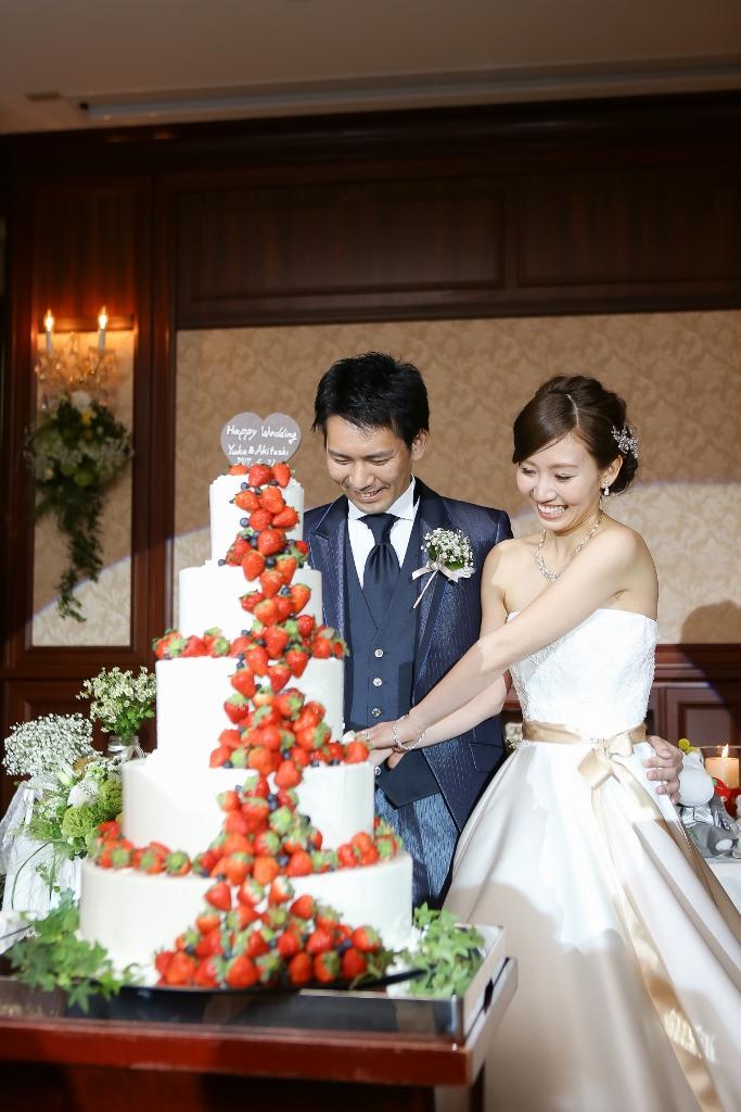結婚式 お姫様 いちご