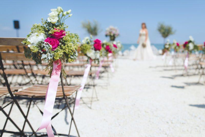 夏の結婚式 ポイント