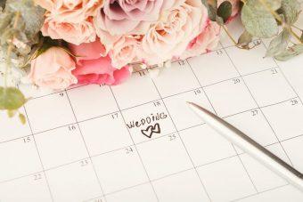 結婚式の準備スケジュールを組んで計画的に進めよう!