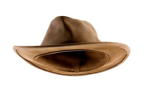方 崩れ 帽子 型 直し