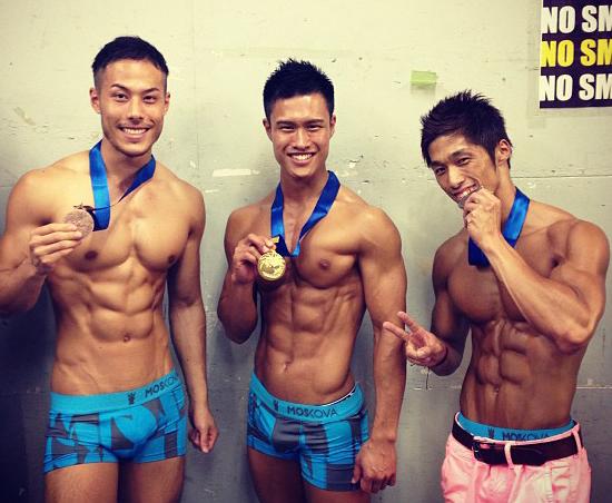 2013年ベストボディジャパン東京大会の優勝経験者が語る、カッコイイ体を手に入れる方法