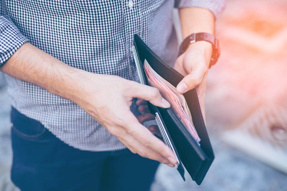 メンズのブランド財布を安くゲット!1万円以下のお得なアイテム