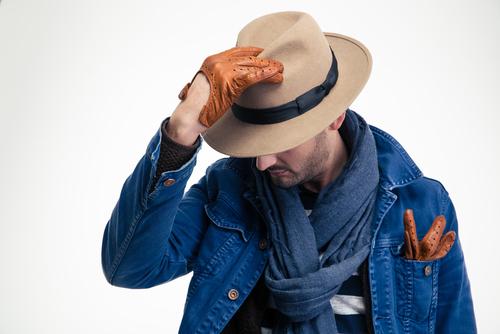 帽子 カビ