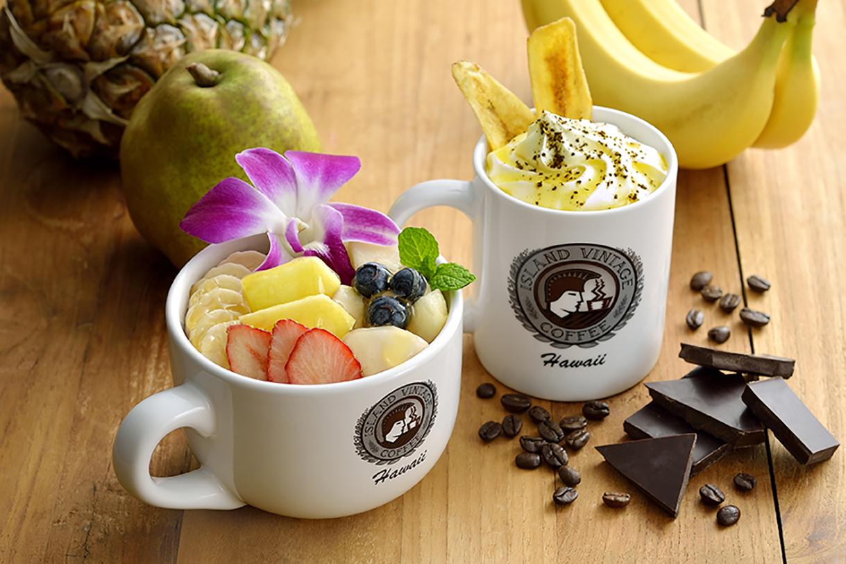 日本だけの冬季限定アサイーボウル&カフェモカが新登場【ISLAND VINTAGE COFFEE】