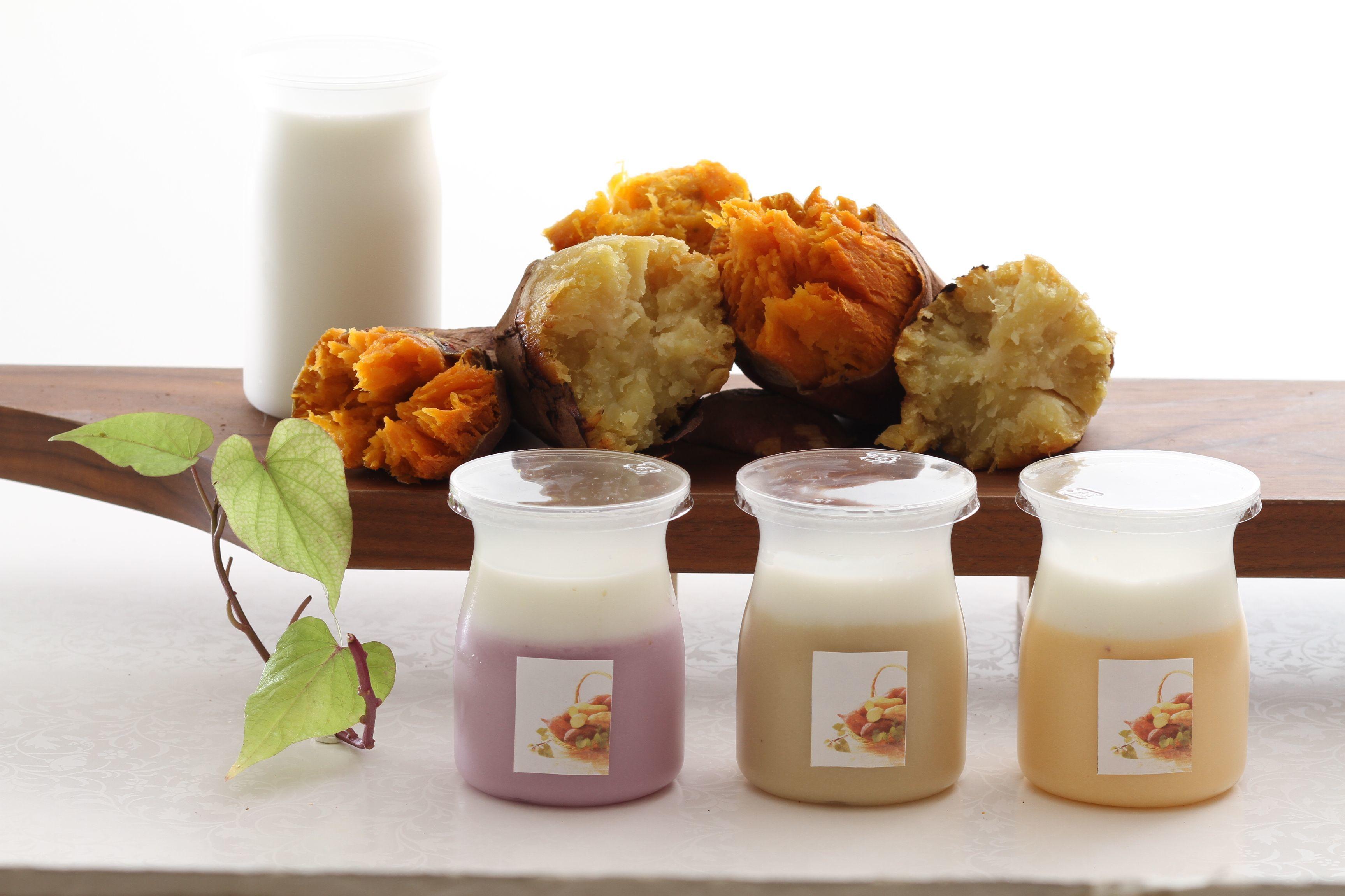 究極の焼芋デザート「とろ~り焼芋」 GINZA SIXにて2月1日販売開始