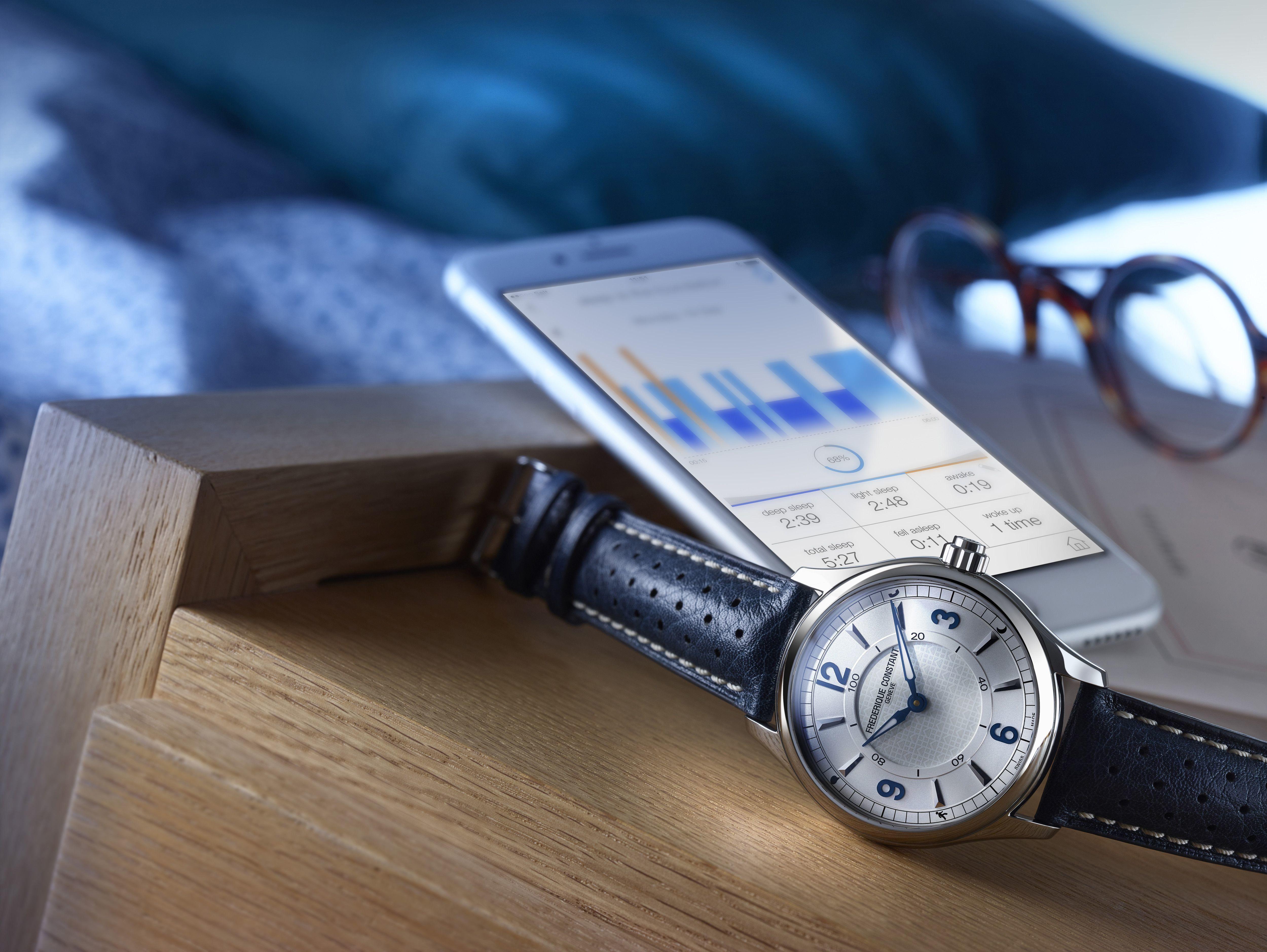 フレデリック・コンスタント│スイス製スマートウォッチを日本市場へ本格導入