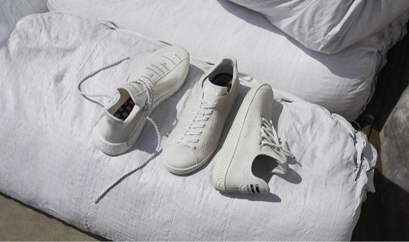平和と平等を象徴したオールホワイトのコレクション【adidas Originals】