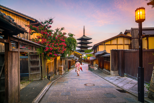 【京都】デートにぴったり!日本の文化を感じながら食べ歩き