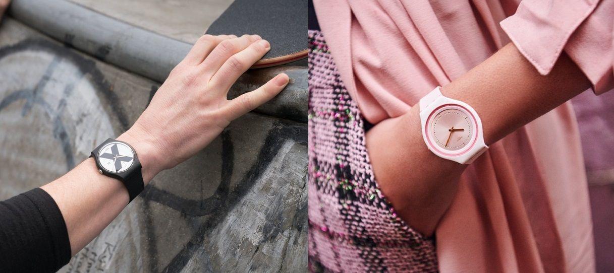 スイスの時計ブランドswatch、2018年Spring-Summer Collection
