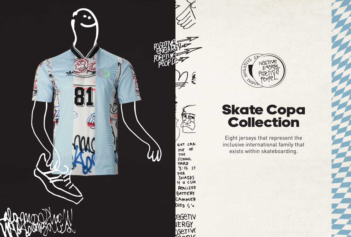 「SKATE COPA COLLECTION」