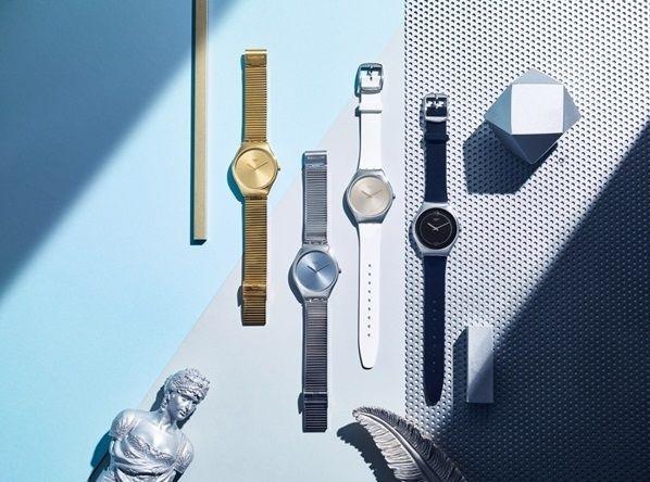 スイスの時計ブランドswatchが創る#FUTURECLASSIC  SKIN IRONYが登場!